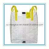 Cross Corner Type-C FIBC Big Bulk Bag avec bec de remplissage