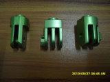 Изготовленный на заказ часть алюминия подвергли механической обработке CNC, котор