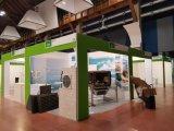 6, Fenster-Typ Verdampfungsluft-Kühlvorrichtung des Haushaltsgerät-000CMH/3500cfm mit Fernsteuerungs- und LCD-Bildschirm