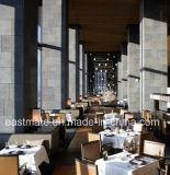 セットまたはレストランの椅子を食事する品質のレストランの家具かレストラン