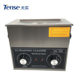 De gespannen Professionele Ultrasone Reinigingsmachine van de Wasmachine met 3 Liter van tsx-120t