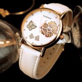 343 Moda Mujer reloj de pulsera resistente al agua hermoso Reloj de dama