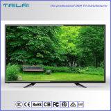 Breite Betrachtungs-Winkel-hohe Auflösung 32 Tuner Zoll-flacher Bildschirm Dled Fernsehapparat-Digital