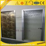 Fachmann kundenspezifische schiebendes Fenster-AluminiumAluminiumschiebetür