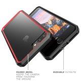 Caso libero protettivo ibrido Premium di serie dello scarabeo dell'unicorno di Supcase per il iPhone 7 più