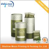Подгонянная коробка черного чая печатание твердого бумажного упаковывая (QYCI232)