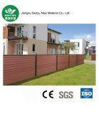 Revestimiento al aire libre respetuoso del medio ambiente de la pared de WPC