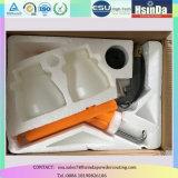 Mini pistola manuale elettrostatica del rivestimento della polvere della strumentazione dello spruzzo