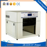 Hot Sell Digital Inkjet UV Flatbed Printer A3 Size UV Candle Bottle Printer