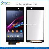 소니 LCD Xperia Z1 L39h C6902를 위한 고품질 이동 전화 LCD