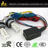 Luz del coche LED para Toyota LED blanco y amarillo 18