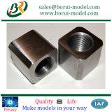 Metall, das Ersatzteile CNC maschinell bearbeitet Soem maschinell bearbeitet
