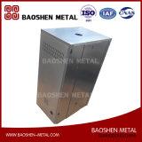 Fabrication en tôle en acier inoxydable Pièces de machines OEM Box / Shell