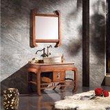 Modernes Badezimmer-gesundheitlicher Ware-Schrank mit Spiegel (GSP14-017)