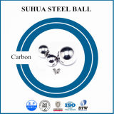 Esfera de aço de carbono da esfera de metal de G100 15mm