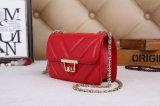 Nuovo sacchetto di Crossbody della pelle di pecora di strato superiore della borsa del cuoio di modo 2016
