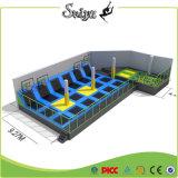 2017新しいデザイン演劇の中心のための屋内トランポリンの運動場装置