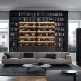 거실 가구 현대 디자인 직물 소파 (F629-12-3)