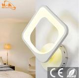 Современный гостиничный комплекс энергосберегающая лампа Кофе комната настенный светильник