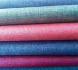 Kationisches 2 Farben-Gewebe des PU-oder Belüftung-überzogenes Polyester-600d für Rucksack