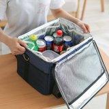 sac d'isolation thermique de sac du refroidisseur 1680d pour le déjeuner 10501 de pique-nique