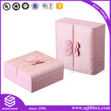 Profesional 2016 Joyas de papel personalizado Embalaje Caja de regalo