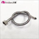 Tuyau flexible tressé en acier inoxydable 304 haute qualité pour robinet
