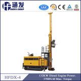 Qualité ! Pleine plate-forme de forage hydraulique de faisceau de la roche Hfdx-4