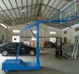 Профессиональная стойка баскетбола гидротехник обруча баскетбола выдвижения 3.35m электрическая