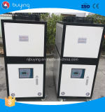 Refrigeratore raffreddato ad acqua dell'aria per l'essiccatore rotativo