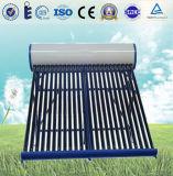 Het vacuüm Systeem van de Verwarmer van het Water van de Lage Druk van de Buis Zonne