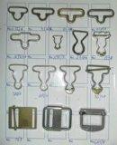 種類の別の材料が付いているバックルのための機械を作るバックル