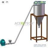 Estirador de tornillo y máquina gemelos avanzados de la granulación para el animal doméstico