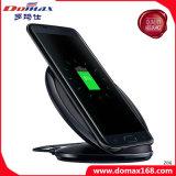 De mobiele Reis van Qi van het Gadget van de Toebehoren van de Telefoon Draadloze Lader voor Samsung S7