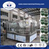 Автоматическая машина запитка бутылки 5L заполняя покрывая для питьевой воды