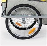 ヨーロッパ規格Bbt001の2017高品質の赤ん坊のバイクの自転車のトレーラー