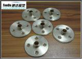 OEM CNC Precisie Aangepast Messing/de Plastic Machines van het Koper/van het Aluminium