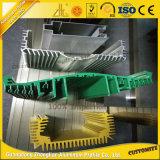 Aluminiumstrangpresßling-Kühler/Kühlkörper für LED-Lampen-Thermolyse