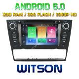 Witson Acht Androïde 6.0 Auto van de Kern DVD voor BMW E90