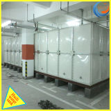 Faltbarer GRP FRP SMC Wasser-Sammelbehälter mit ISO