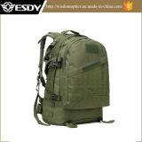 Forças armadas que caminham o saco de acampamento da trouxa 3D