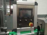 Máquina de etiquetado automática de la máquina de escritura de la etiqueta de la funda del PVC