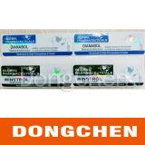 Les meilleures étiquettes de fiole de Suplemento Deca 10ml de qualité