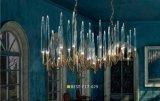 現代的な装飾的で明確なアクリルの吊り下げ式ライト