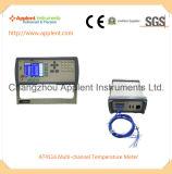 データ収集ソフトウェア(AT4516)が付いているオンラインデータロギングの温度の自動記録器