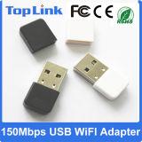 Carte réseau sans fil USB mini de 150Mbps à faible coût avec Ce FCC Support Soft Ap Mode