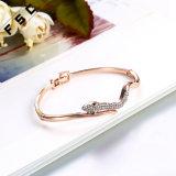 2017 선전용 고품질 형식 보석 뱀 모조 다이아몬드 팔찌