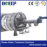 Scherm van de Staaf van de roterende Trommel het Automatische voor de Behandeling van het Water van het Afval
