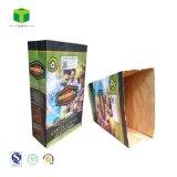Carbone di legna dell'imballaggio del sacchetto della carta kraft Per il barbecue