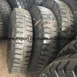 비스듬한 트럭 타이어 11.00-20 12.00-20 이중성 상표 타이어